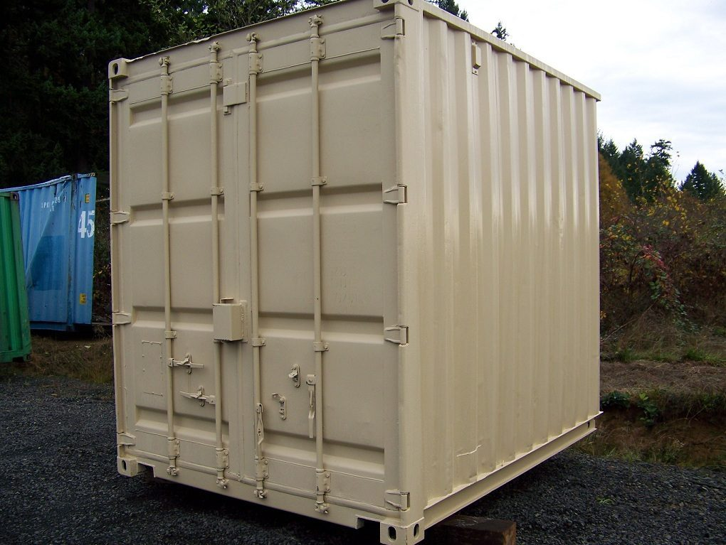 Buy Or Rent Shipping Containers In Portland Or Dry Box Inc