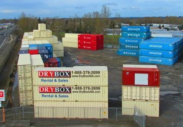 portland oregon storage containers drybox